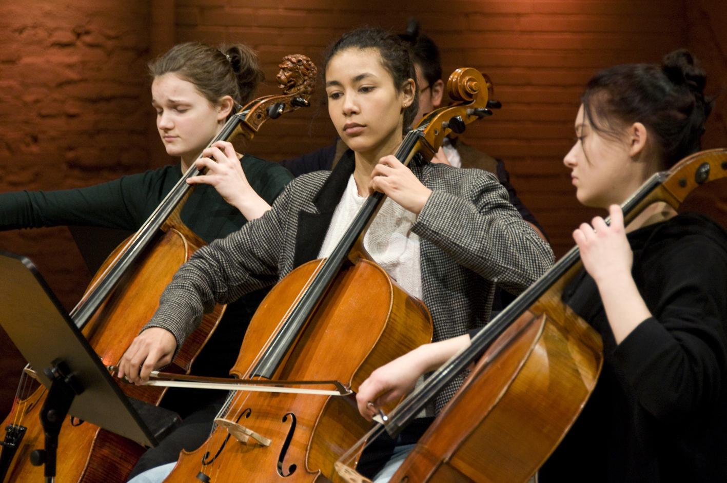 Junge Kammermusik