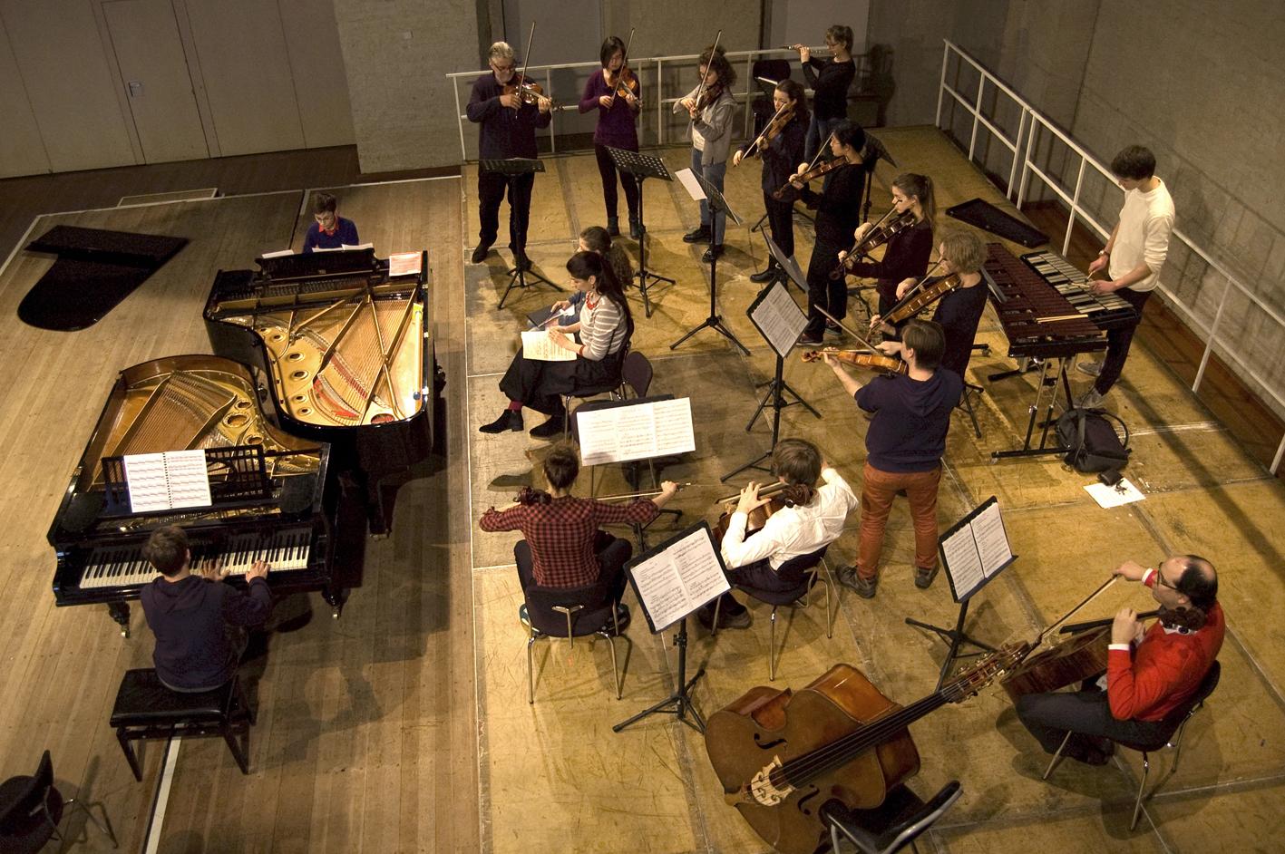 Internationale Musikakademie Berlin
