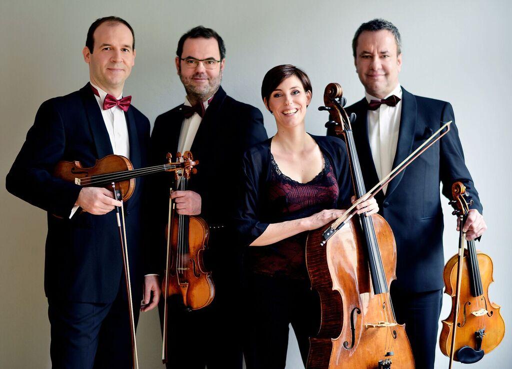 Reinhold Quartett (c) Fotostudio Jenny L.